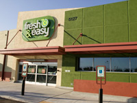 Fresh & Easy Commercial Project